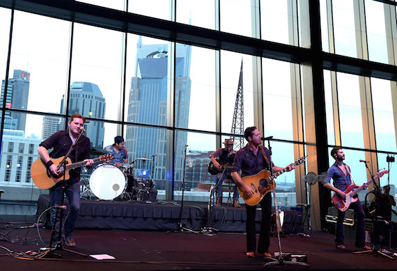 Josh Thompson Performs at the Country Music Hall of Fame and Museum's Hot Nights at the Hall, presented by xfinity