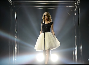 Taylor Swift's RED Tour. Photo: Getty