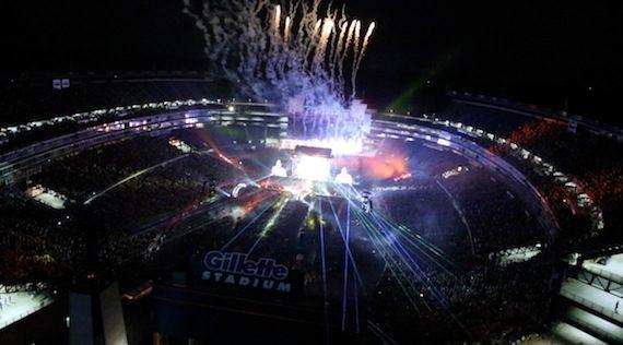 Bryan's concert at Gillette Stadium. Photo: Michael Monaco