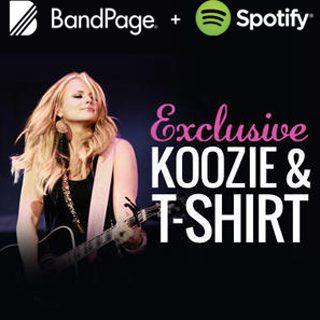 SpotifyBandpage