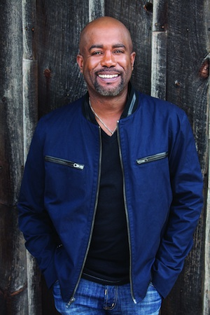 Darius Rucker. Photo: Jim Wright