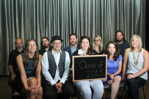 leadership music class 2015