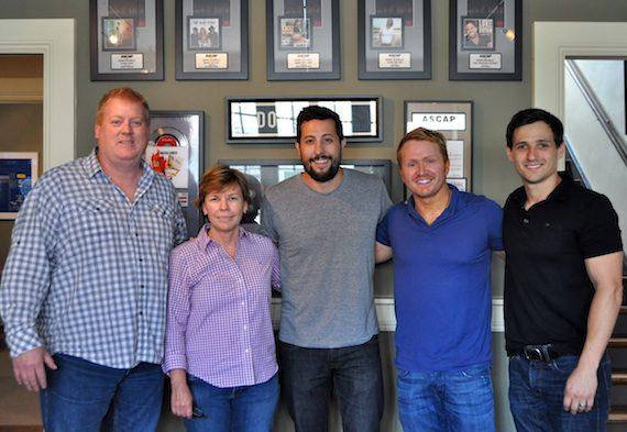 Smacksongs Signs Matthew Ramsey Musicrow Nashville S
