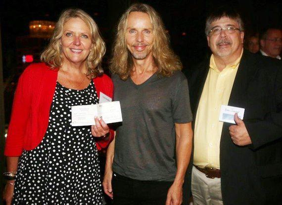 Pictured (L-R): Tinti Moffat, Tommy Shaw, Ben Jumper. Photo: Randi Radcliffe