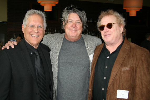 Pictured (L-R): Kyle Lehning, Patrick Clifford, Fred Mollin