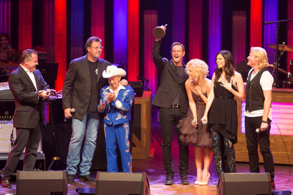Photo: 2014 Grand Ole Opry/Chris Hollo