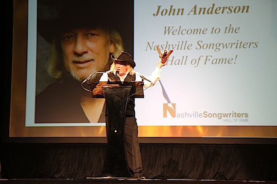John Anderson. Photo: Moments By Moser