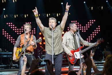 Rascal Flatts. Photo: Todd Owyoung