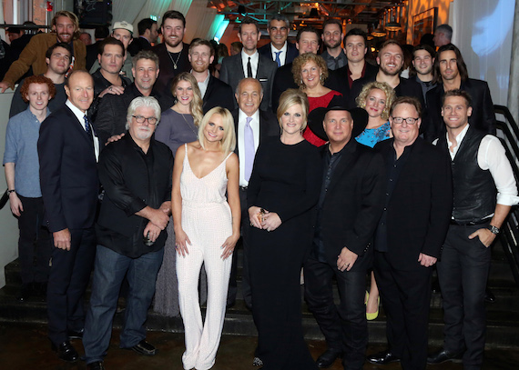 Cma After Parties 2014 Bmlg Umgn Sony Music Nashville