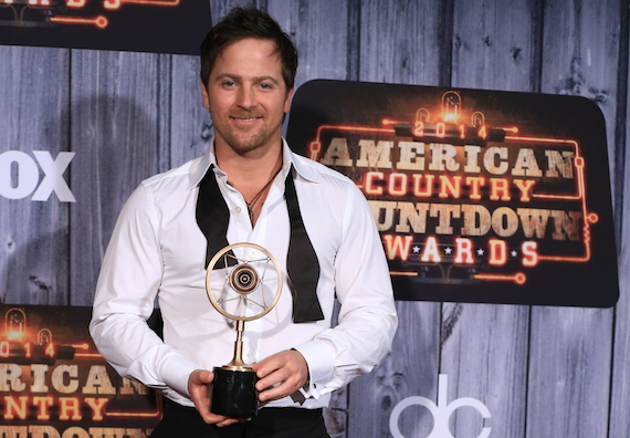 Kip Moore American Country Countdown Awards 2014  Moments By Moser  107