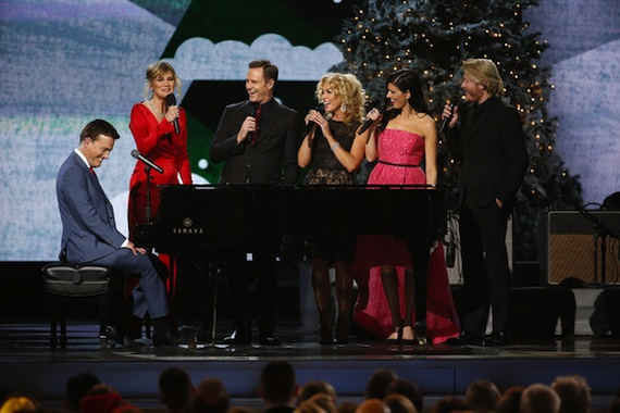 Michael W. Smith with Jennifer Nettles and Little Big Town