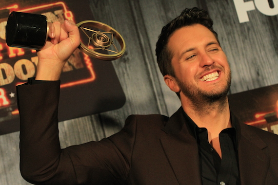 Luke Bryan  American Country Countdown Awards 2014  Moments By Moser  115