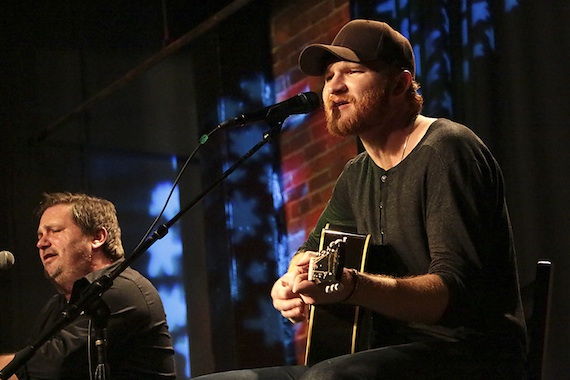 Pictured (L-R): Dylan Altman, Eric Paslay