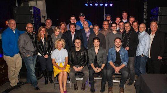 Sony Music Nashville Showcase