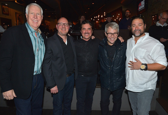Nashville Labels Bring The Party to CRS :