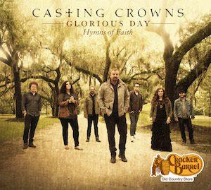 Casting Crowns CD art