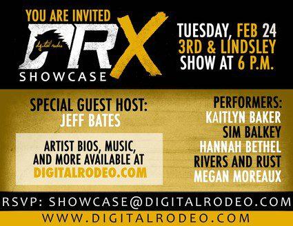 DRX feb show