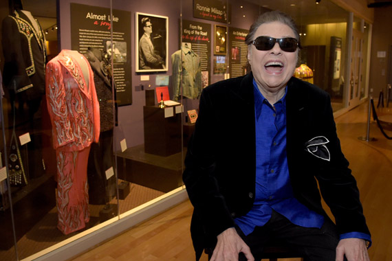 Ronnie Milsap. Photo: Rick Diamond.