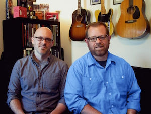 Pictured (L-R): Paul Duncan, Scott B. Bomar