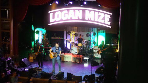 Logan Mize.