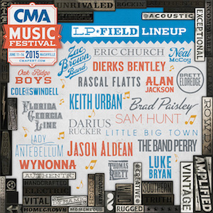 CMA Music Festival 2015