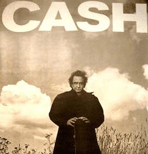 Johnny Cash American Recordings Promo Shot
