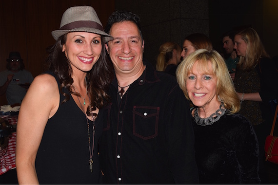 TPS Danielle Peck; songwriters Greg Friia and Joie Scott