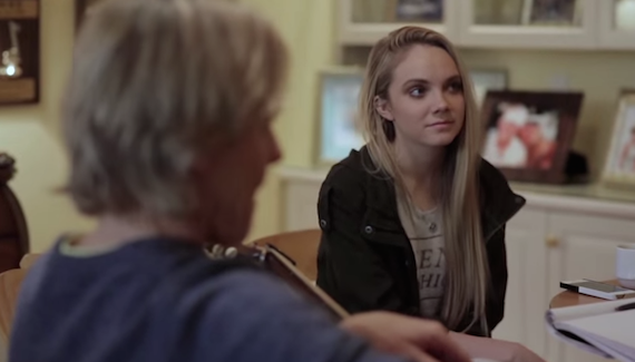 Danielle Bradbery takes part in the BMI and Warner/Chappell Songwriters Retreat