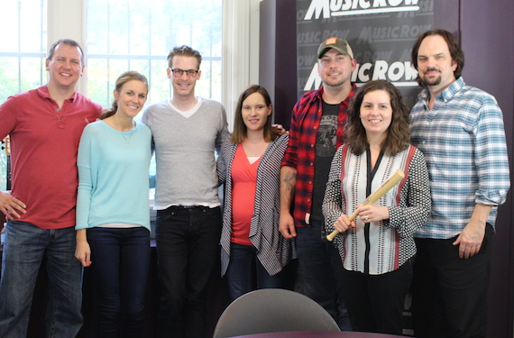 MusicRow Staff with Josh Goodlett