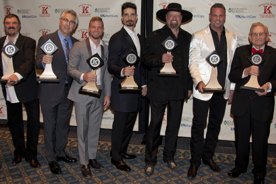 2015 Kentucky Music Hall of Fame Inductees. Photos: J and K Kreations