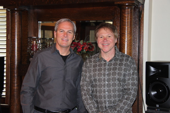 Pictured (L-R): Tony Harrell, Clay Myers.