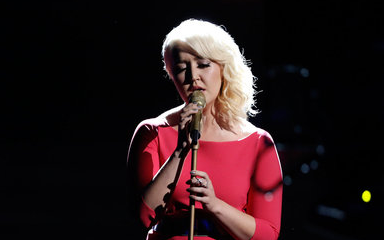 Meghan Linsey. Photo: The Voice