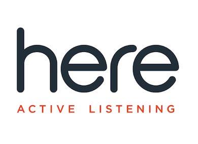 Doppler Labs Here Active Listening Logo