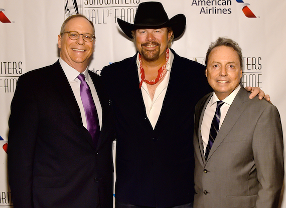 Songwriters Hall Of Fame 46th Annual Induction And Awards - Backstage
