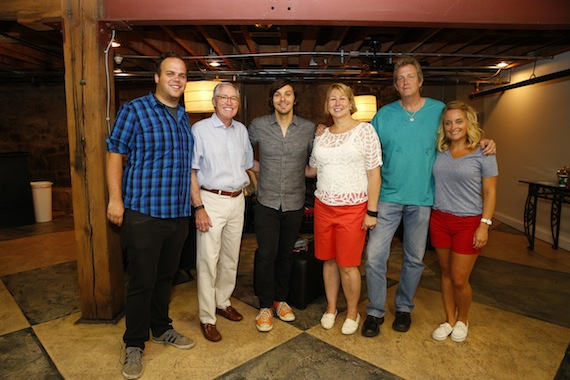 cma donates to quest center charlie worsham