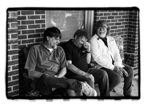 Teddy Gentry, Jeff Cook, and Randy Owen