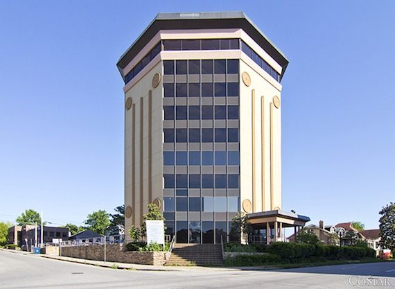UA united artists tower