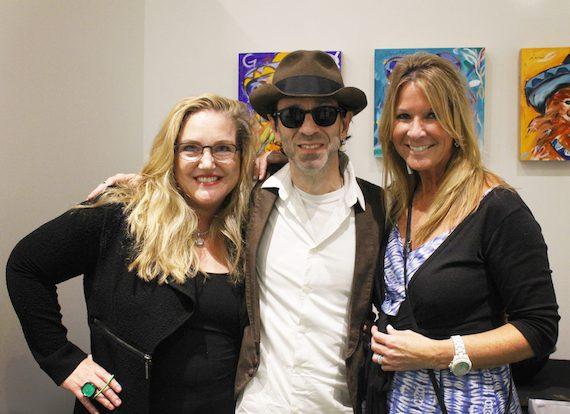 Whitney Daane, Travis Meadows and Renee Bell