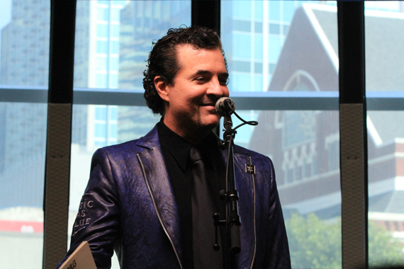 Scott Borchetta. Photo: Bev Moser.