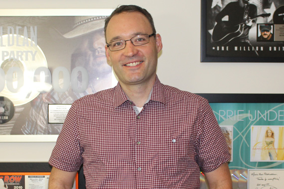 MusicRow General Manager, Craig Shelburne