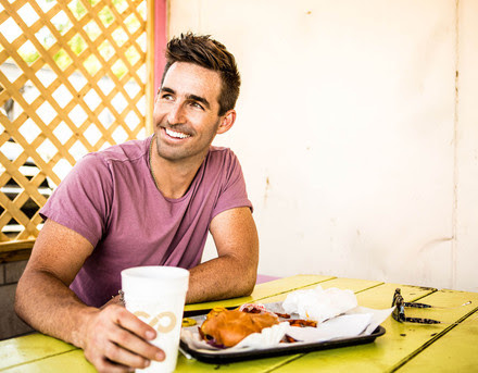 Jake Owen. Photo: David McClister.