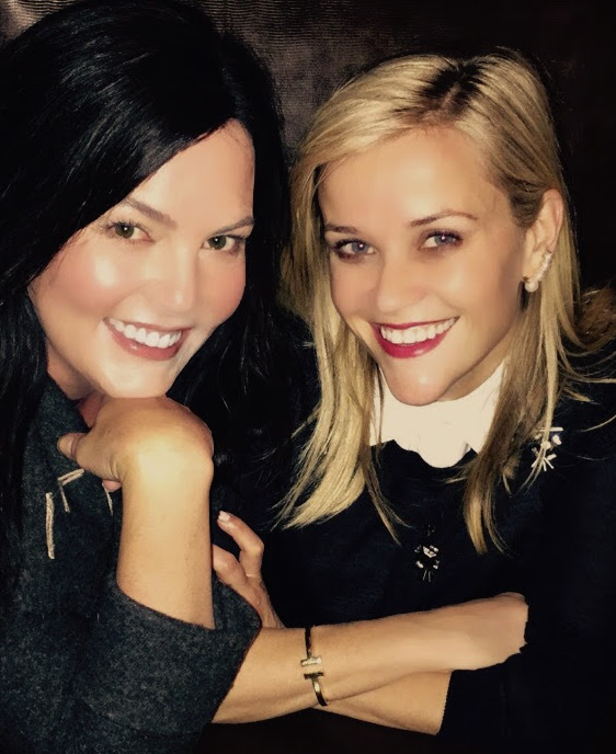 Anastasia Brown Reese Witherspoon