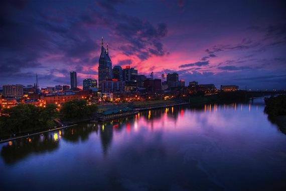 Nashville, courtesy Nashville Convention and Visitor's Bureau