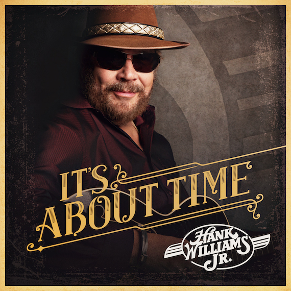 Hank Williams Jr.'s latest album.