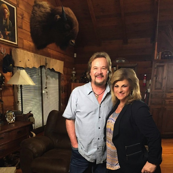 Travis Tritt on The Haunting Of