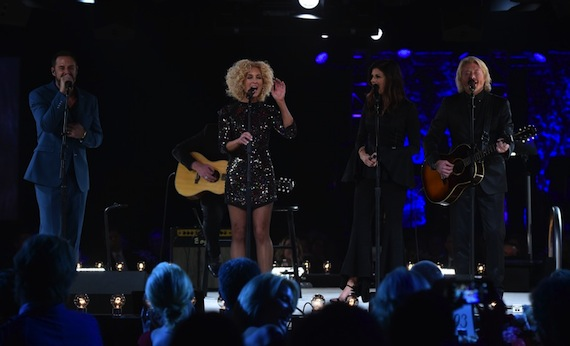 Little Big Town performs at the BMI Country Awards. Photo: BMI.com