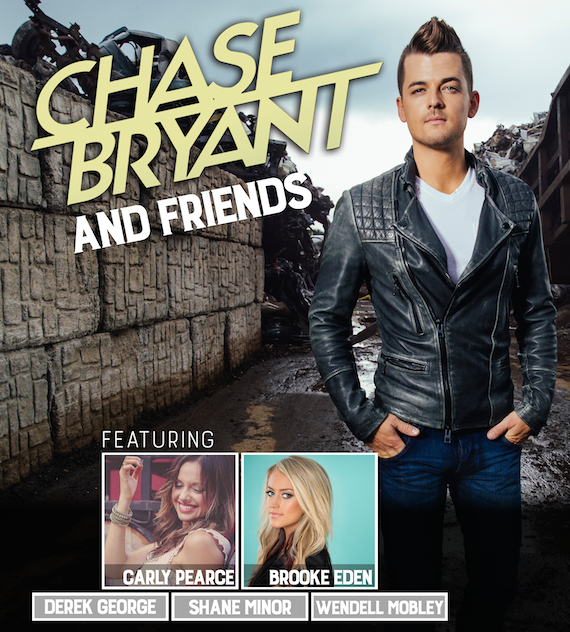 Chase Bryant Music For Mobility