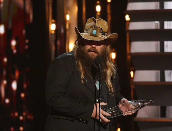 Chris Stapleton. Photo: Donn Jones