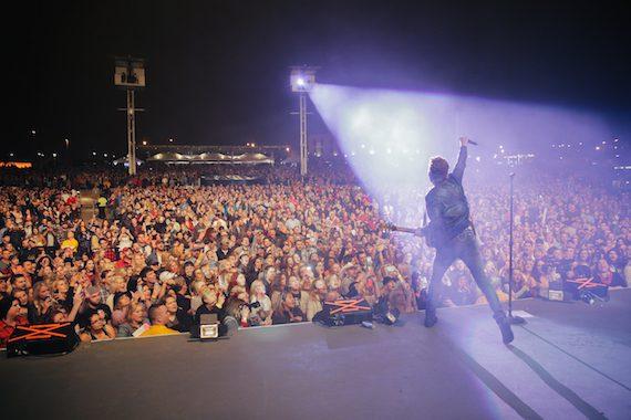 Dierks Bentley's Miles & Music For Kids. Photo: The Greenroom PR