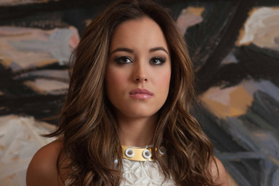 Hayley Orrantia. Photo: Kevin Thomas Photography